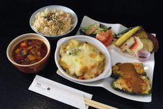 喜菜亭(きなてい)奈良で初の100%ベジタリアンレストラン