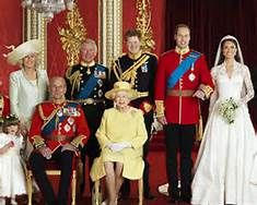 great britain royal family