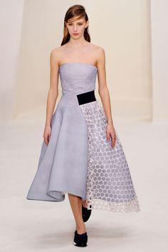 So adorable || Dior (Spring 2014 Couture)