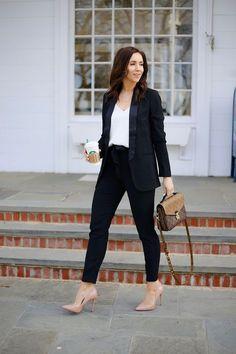 Workwear Fashion, Fashion Mode, Work Fashion, Fashion Outfits, Workwear Women, Fashion Fall, Fashion Blogs, Fashion Trends, Fashion Ideas
