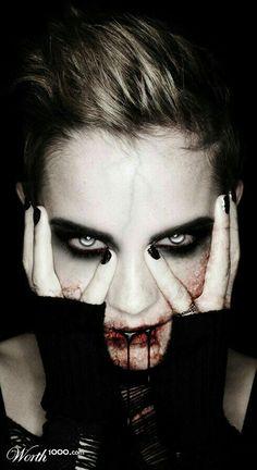 Bill Kaulitz Vampire Http Pinterest Com Balsagoth74