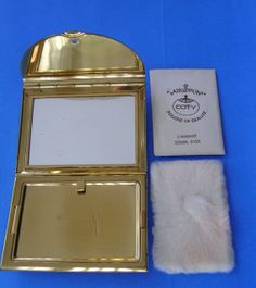 Mother's Day Etsy Gift Vintage Coty Mirror Compact by VintageTrue, $55.00