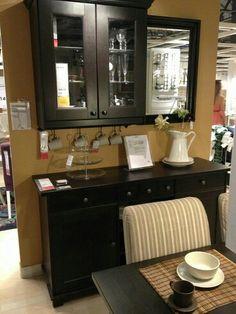 Beautiful Ikea Basement Bar