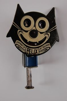 FELIX THE CAT TIN TOY SPARKLER, GERMANY : Lot 478