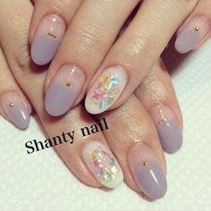 ネイル 画像 Shanty nail 下北沢 925423 Super Cute Nails, Pretty Nails, Nail Manicure, Nail Polish, Korean Nail Art, Nail Games, Cute Nail Art, Classy Nails, Fabulous Nails