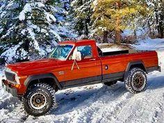 Old Pickup Trucks, Jeep Pickup, Lifted Trucks, Jeep Cars, Jeep Truck, 1999 Jeep Cherokee, Electric Truck, Jeep Brand, Jeep Wagoneer