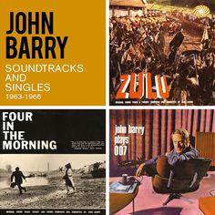 John Barry - Soundtracks & Singles 1963-66, Black