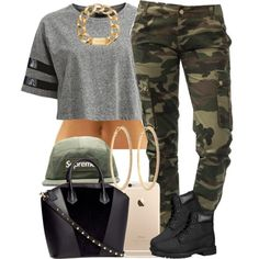A fashion look from January 2015 featuring VILA t-shirts, HM shoulder bags and Roberta Chiarella earrings. Browse and shop related looks. Cute Lazy Outfits, Swag Outfits For Girls, Teenage Girl Outfits, Cute Swag Outfits, Girls Fashion Clothes, Teenager Outfits, Dope Outfits, Teen Fashion Outfits, Swag Fashion