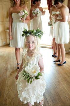 Flower Girls + Ring Bearers