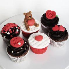 #love #cupcakes #valentine