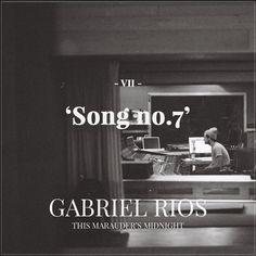Beluister Song no.7, het nieuwe nummer van Gabriel Rios - De Standaard