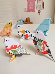 27 Marvelous Picture of Origami Art Projects For Kids . Origami Art Projects For Kids 10 Creative Origami Crafts For Kids Origami And Kirigami, Origami Easy, Origami Paper, Diy Paper, Paper Crafts, Origami Birds, Kids Origami, Oragami, Simple Origami For Kids