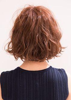 無造作感にキュン♡ ルーズさを醸し出す|BEST HAIR SEARCH(ベストヘアサーチ)|VOCE(ヴォーチェ)