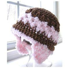 Trendy Helmet Hat for guys and gals  http://www.youcanmakethis.com/products/crochet/trendy-helmet-hat-for-guys-and-gals-.htm