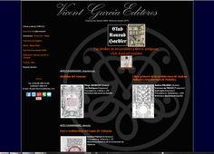 NUEVO MENÚ WEB: Fotos, temáticas y fichas cortas. Incunables y Libros Antiguos. Vicent García Editores. FACSÍMILES desde1974 / FACSIMILE Ed since 1974. Tel:(+34)963691589 - Valencia (Spain) - vgesa@combios.es - EnglishWebsite: http://www.vgesa.com/facsimile-incunabula-old_book-arts.htm