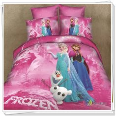 Hot Seller Frozen Bedding Sets