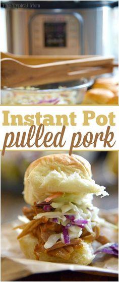Easy Instant Pot por