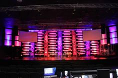 Moves Like Stagger     Church Stage Design Ideas