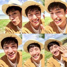Cute and fresh Haneul Korean Celebrities, Korean Actors, Asian Actors, Kang Ha Neul Smile, Kdrama, Scarlet Heart Ryeo, Kang Haneul, Smile Wallpaper, Lee Bo Young