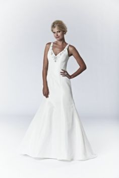 Cameron - Bridal Gown by Lis Simon (shown in Ivory)