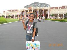 in Tokyo Disneyland