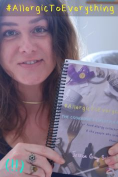 #AllergicToEverything - the cookbook & lifestyle guide for food allergy collectors & the people who love them!  Living with multiple food allergies, planning for an elimination diet, tracking your symptoms when learning about your food allergies.  It only took seven years to write, but it is finally available for sale!!