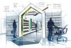 ° Squidbone.com concept intérieur