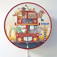 ... Kinderkamer Lampen on Pinterest  Lamps, Wall lamps and Retro style