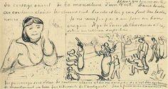 L'Arlesienne, Portrait of Madame Ginoux  - Vincent van Gogh
