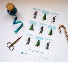 Free Christmas gift tags printable. Wrapping Christmas presents is even more fun when you have lovely gift wrap. Read on to grab your download.