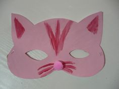 cat crafts for preschoolers | Easy to make using our template, kids will have fun decorating and ...