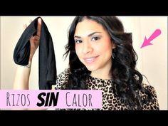 Cabello Rizado 5 ♥ Rizos sin Calor ♥ Shelby Ruiz M.