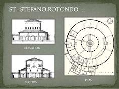 Santo Stefano Rotondo, Rome, Celio, Leone I (440-461)/Simplicio (468-483) - Innocenzo II Papareschi (1130-1143)