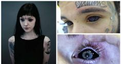 Eyeball Tattoo, Would You Consider Getting It Done?