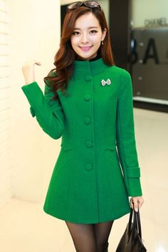 Stylish Woolen Coat