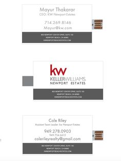 Slick nteractive Real Estate business cards- Plug your audience directly into your real estate web page
