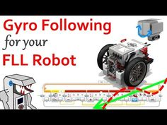Line Squaring an FLL Robot W/ Color Sensors (Part 1 of 3) - YouTube
