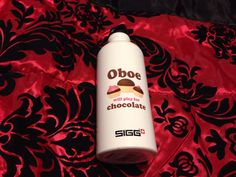 Oboist will play for chocolate!