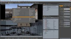 Overview of Modo production capabilities