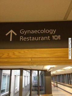 Hilarious Memes Mmm love that hospital restaurant...
