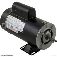 AOS Motor 48FR 4HP 2SPD 230v