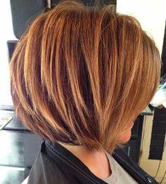 Auburn hair coloring (Danielle Beasy)