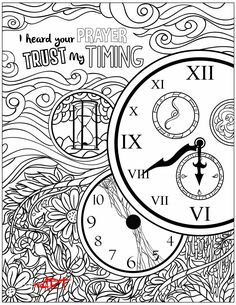 Doodle Art Timing