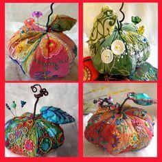 Sew Old Sew New: Basic Embroidery Stitches- Just stitch it!  ~TUT~