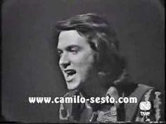 Camilo Sesto, To be a man, 1973 - YouTube