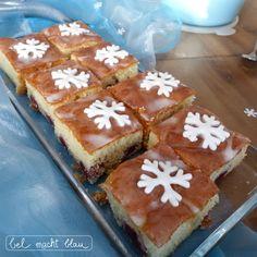 Schneeflockenkuchen - einfach aus Fondant ausstechen Fondant, Winter, Arctic, Good Ideas, Simple, Gifts, Winter Time, Gum Paste, Winter Fashion