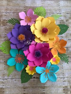 Items similar to Moana paper flowers. Moana paper flowers, Inspired Moana paper flower backdrop, Moana backdrop, Moana Birthday Theme, Moana Birthday Dec on Etsy Paper Flowers Craft, Large Paper Flowers, Paper Flower Backdrop, Flower Crafts, Diy Flowers, Paper Crafts, Crafts For Teens To Make, Diy And Crafts, Moana Backdrop