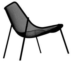 Lounge Sessel Round, Weiß von Emu finden Sie bei Made In Design, Ihrem Online Shop für Designermöbel, Leuchten und Dekoration.