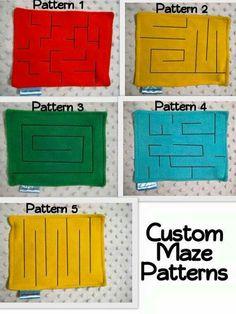 maze patterns