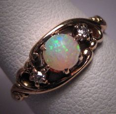 19th Century Victorian Wedding Ring! OMG!!